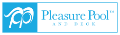 Pleasure Pool & Deck Logo
